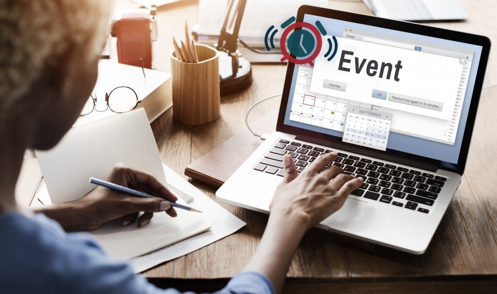 Event arrangement and planning