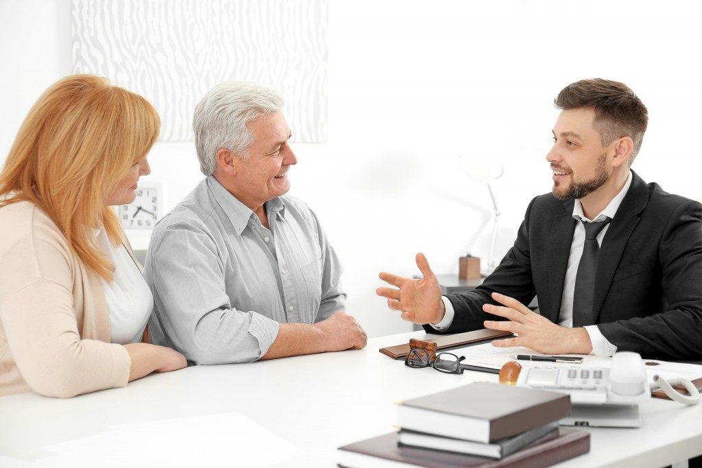 talking to elders