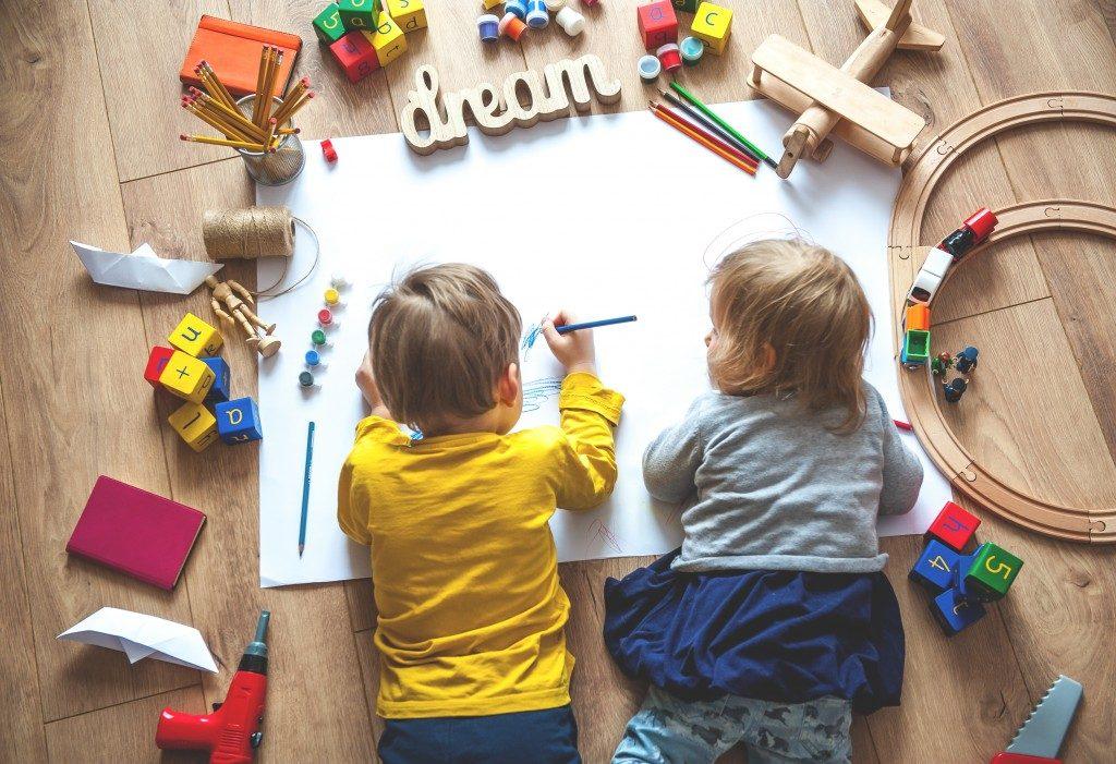 Encourage Children Dream