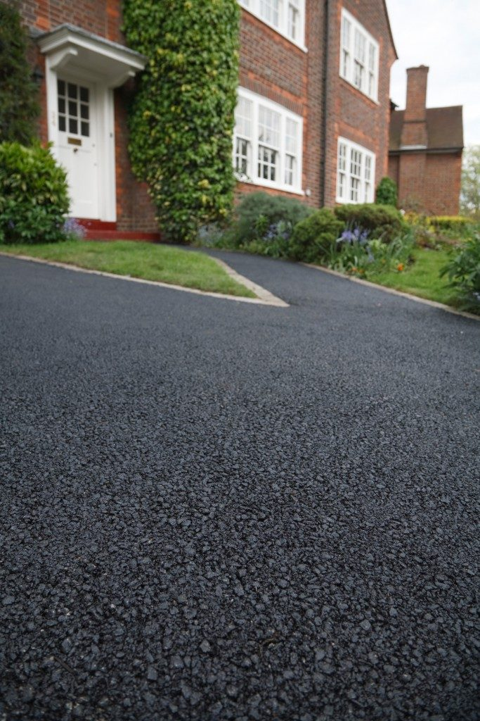 asphalt in your driveway