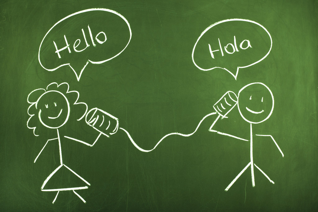 Discussion in english and spanish